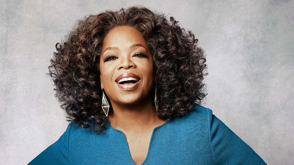 Oprah on the Power of Living in the Moment