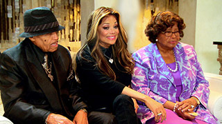 Jeffré's Quirky Mom Meets the Jacksons