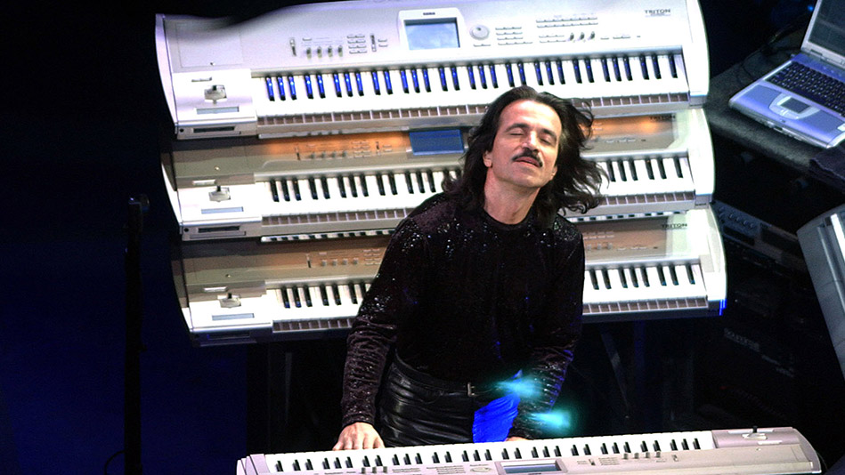 Yanni on Linda Evans and Why He Still Finds Her 'Amazing' - Video