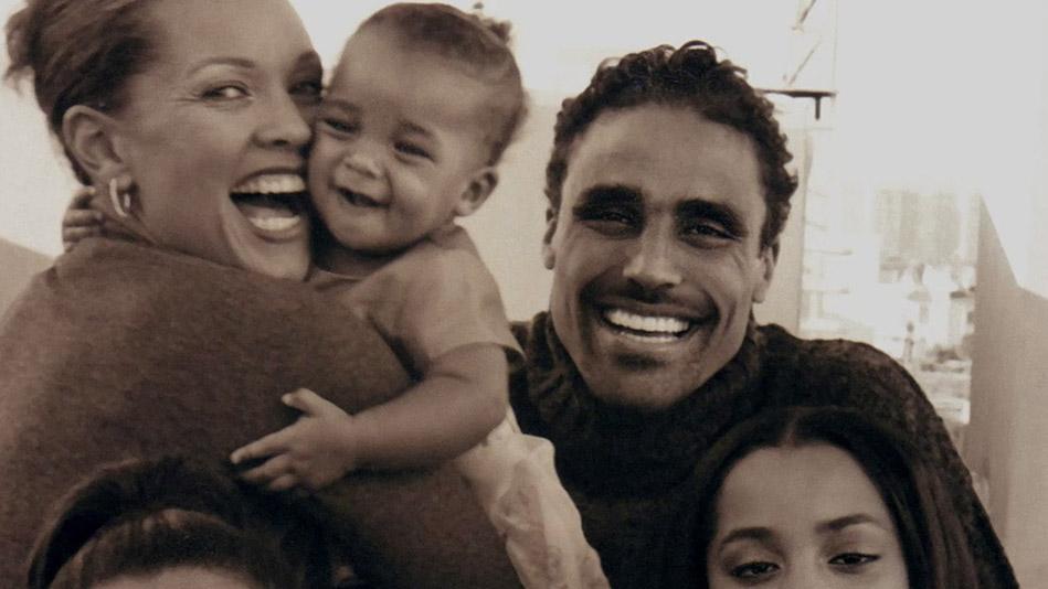 Vanessa Williams Family 2014