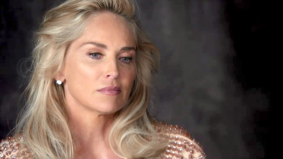"Sharon Stone on Starting Over After Being ""Burned to the Ground"""