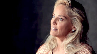 Exclusive: How Sharon Stone Learned That She Is Enough