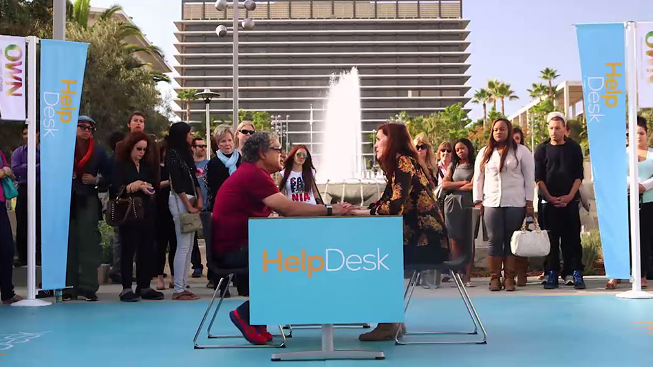'Help Desk' All New Every Sunday - Video