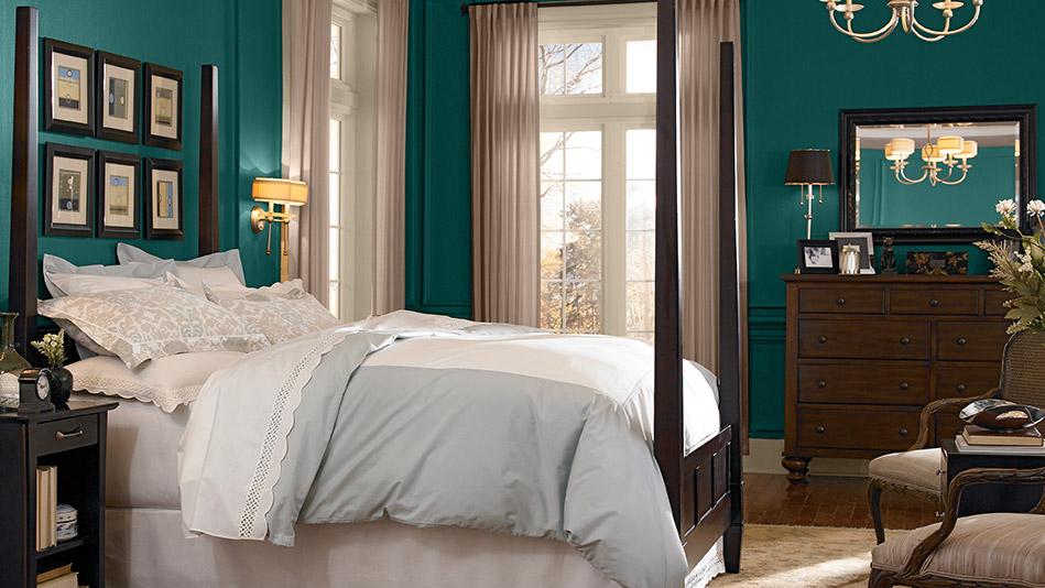 bedroom colors green. Green bedroom The Best Bedroom Paint Colors