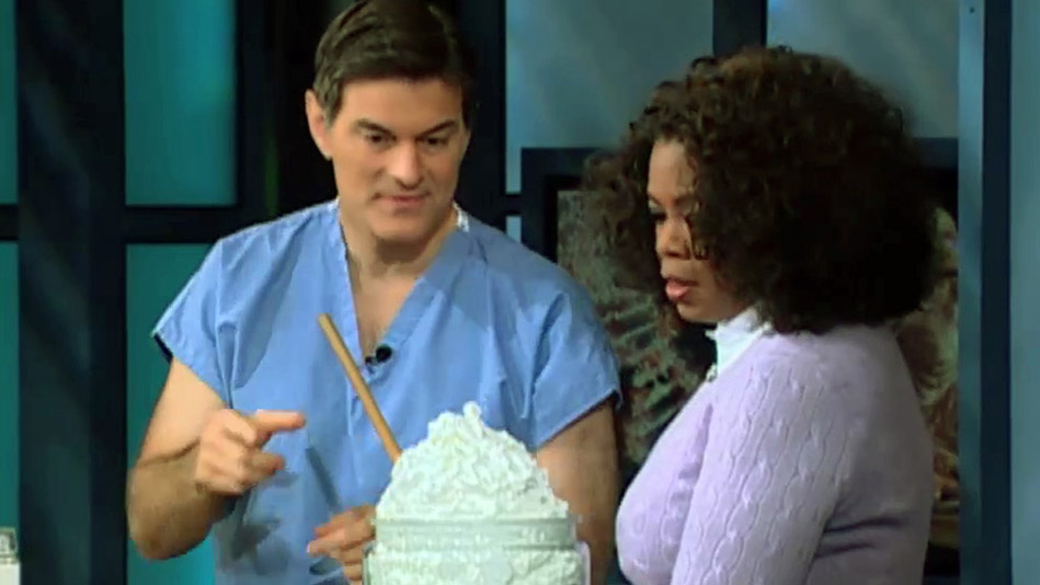 Dr. Oz: 5 Ingredients You Should Stop Eating Right Now