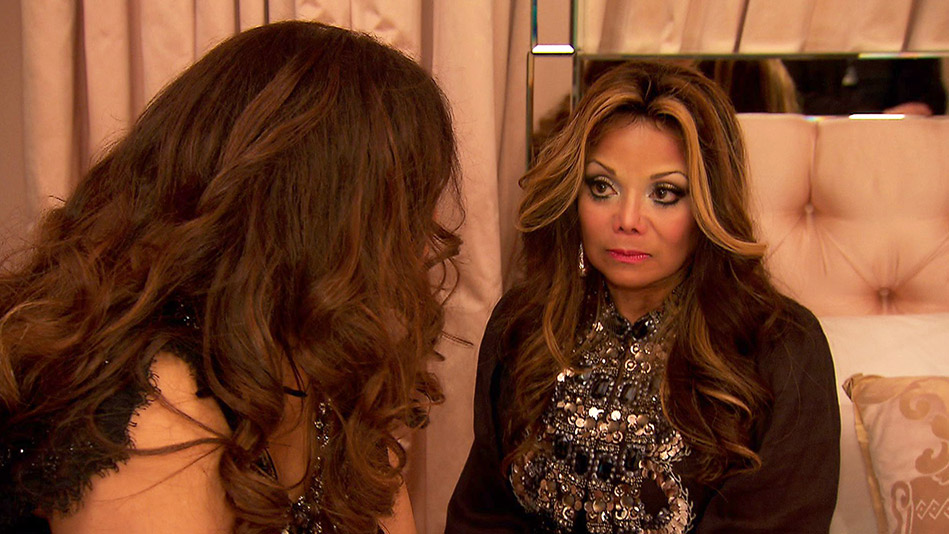 La Toya's Abusive Past Interferes with Her Marriage Plans