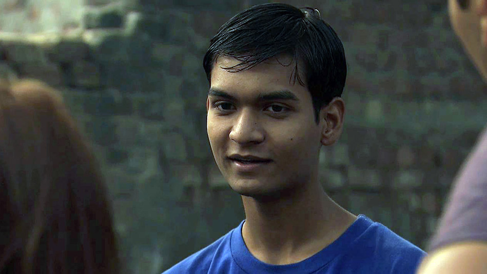 Former Indian Street Child Inspires Others