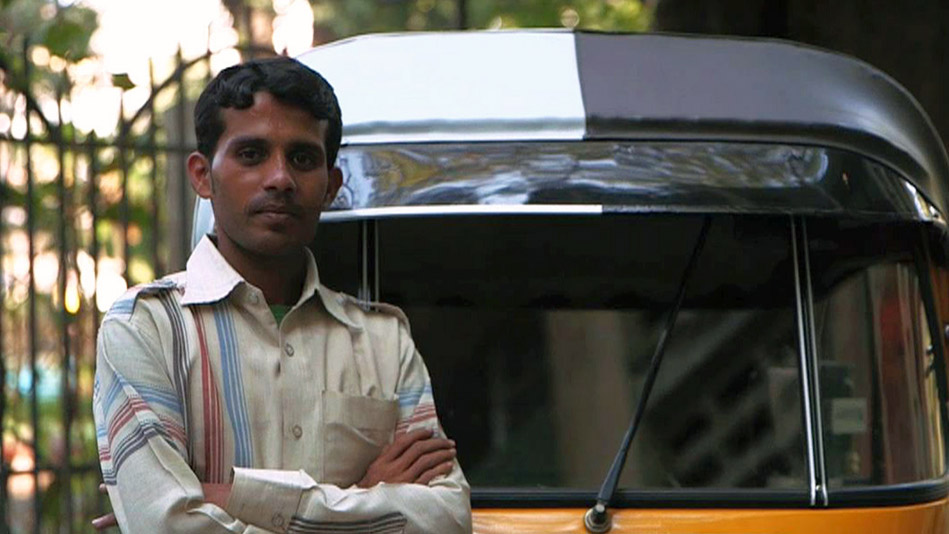 The Taxing World of Indian Tuk Tuk Driving