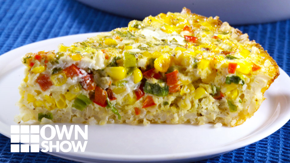 Corn Quiche Recipe In A Tef Crust Recipe — Dishmaps