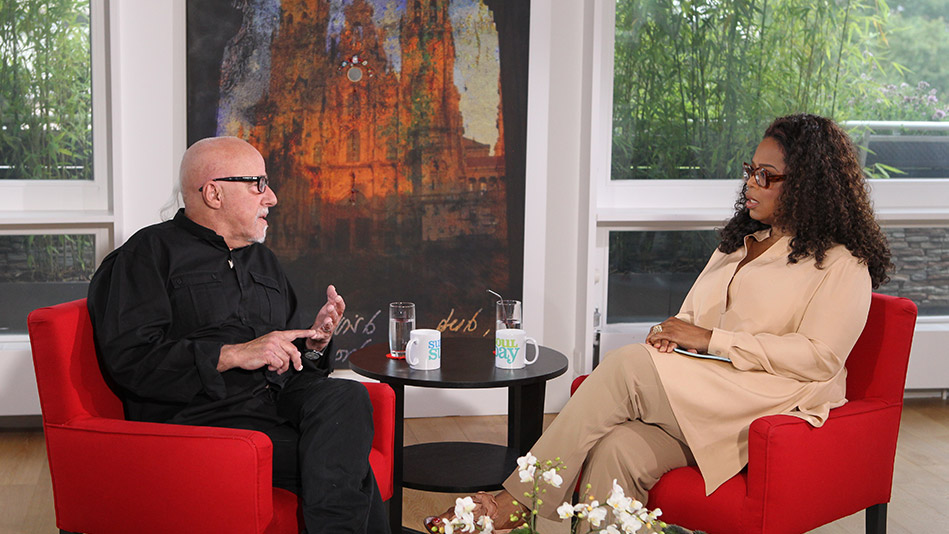 talks to the alchemist author paulo coelho