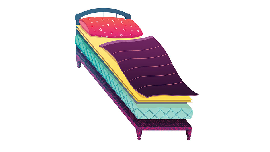 How to Create the Most Comfortable Bed You'll Ever Sleep On