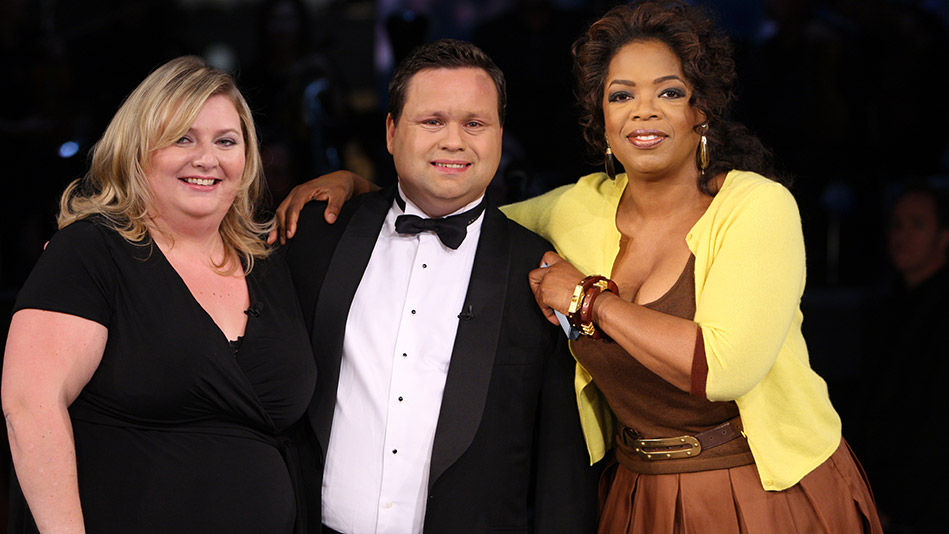 How Opera Singer and YouTube Star Paul Potts Met His Wife, Julie-Ann