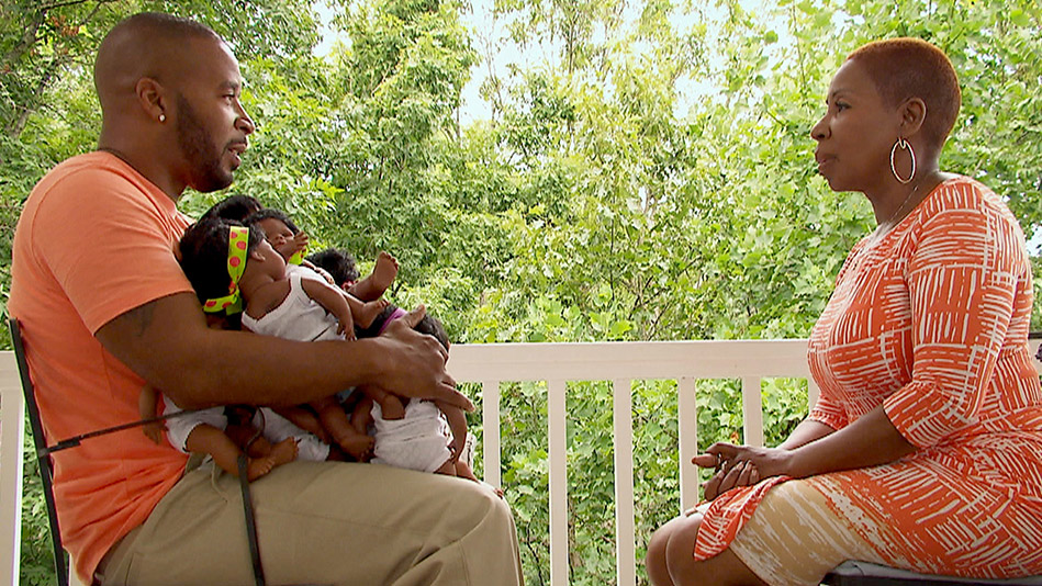 Iyanla to a Father of 34 Children: Why Didn't You Get a Vasectomy?
