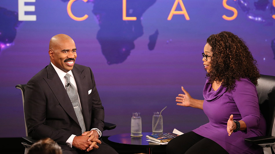 Steve Harvey: Stop Telling Your Dreams to Small-Minded People - Video
