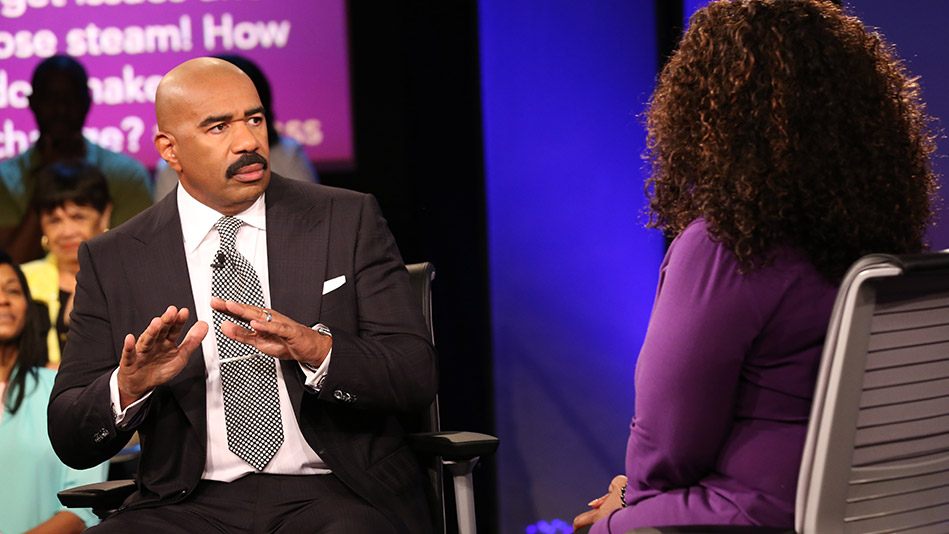 Steve Harvey: Why Your Talent Isn't Always Your Gift