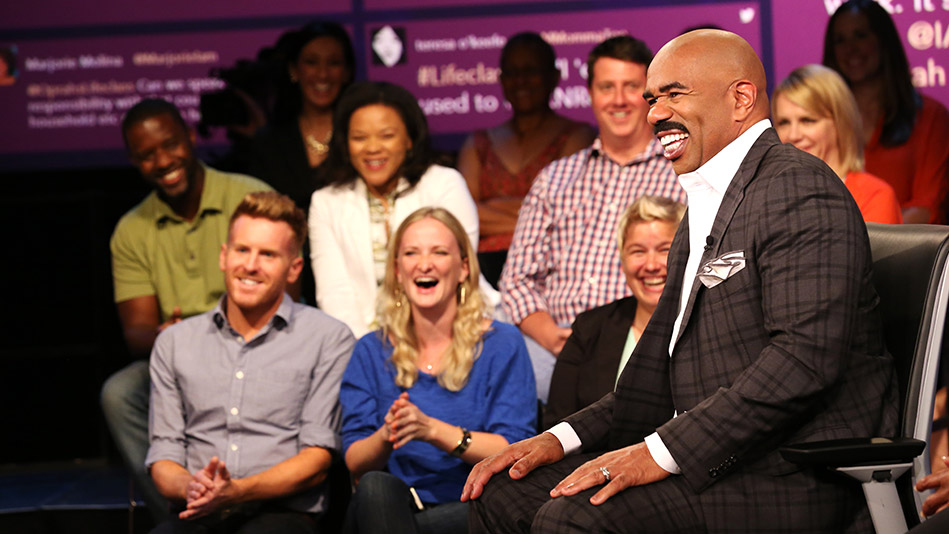 Ask Steve Harvey: How Do I Ask Him If We're In a Relationship - Video