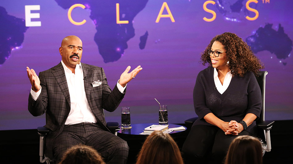 Haters 101 with Steve Harvey - Video