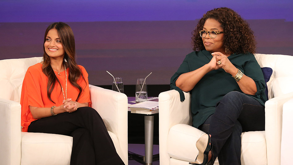 Why Oprah Believes Parenting Is a Sacred Calling - Video