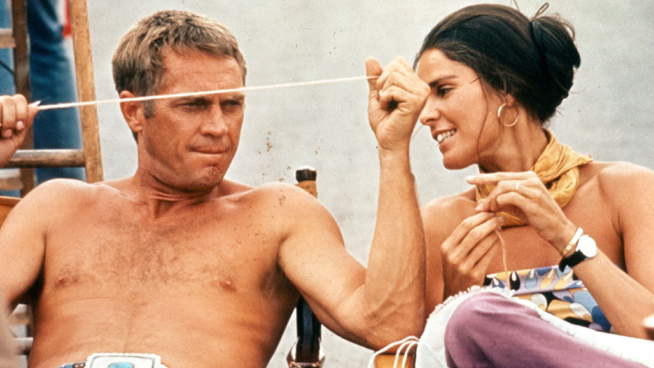 Ali MacGraw on Steve McQueen: