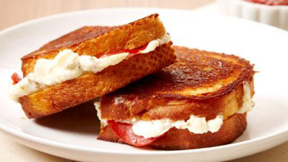 Stromboli Grilled Cheese