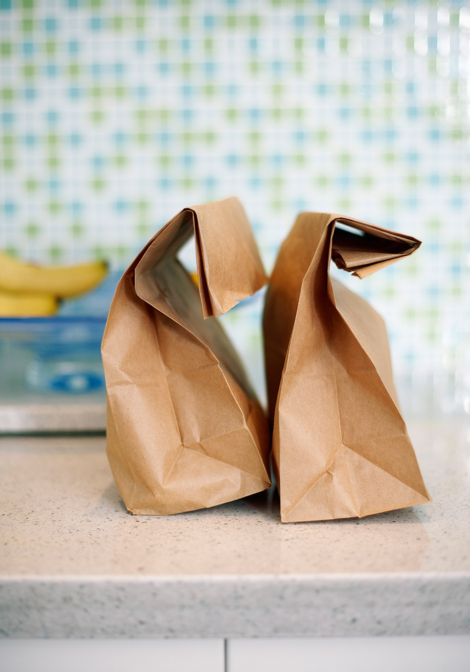Packing a lunch to save money