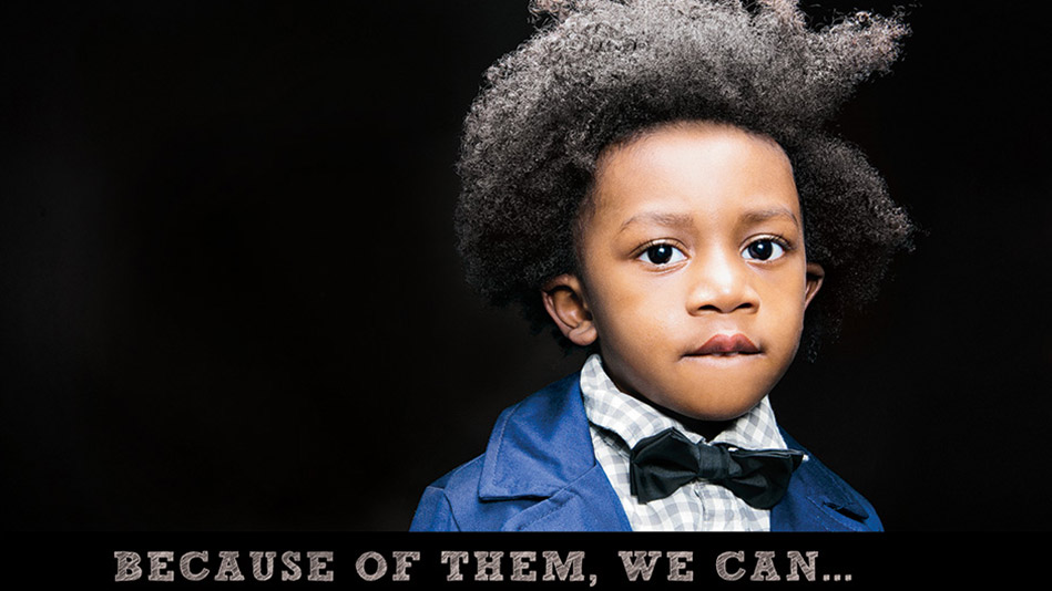6 Stirring Photos of Kids as History's Trailblazers
