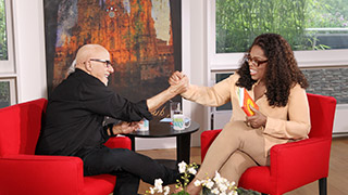 Oprah Learns the Secret to Paulo Coelho's Timeless Wisdom