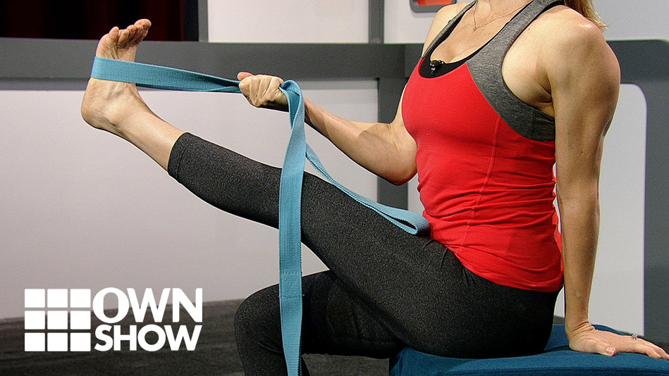 Stiff Knees? Try This Stretch To Loosen Up