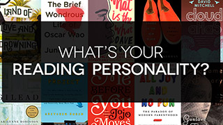 QUIZ: What's Your Reading Personality?