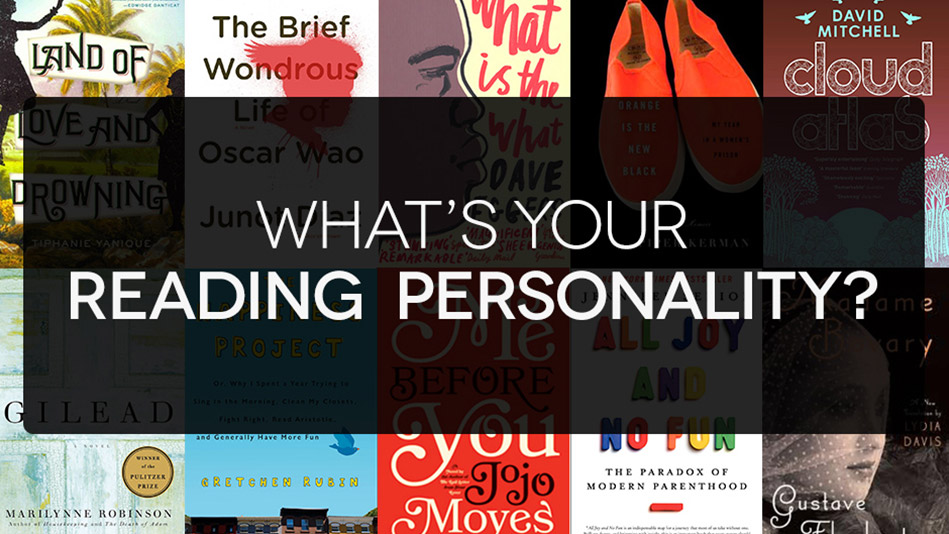 What's Your Reading Personality Quiz