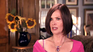 Janine Turner on Her Daughter's Absent Father