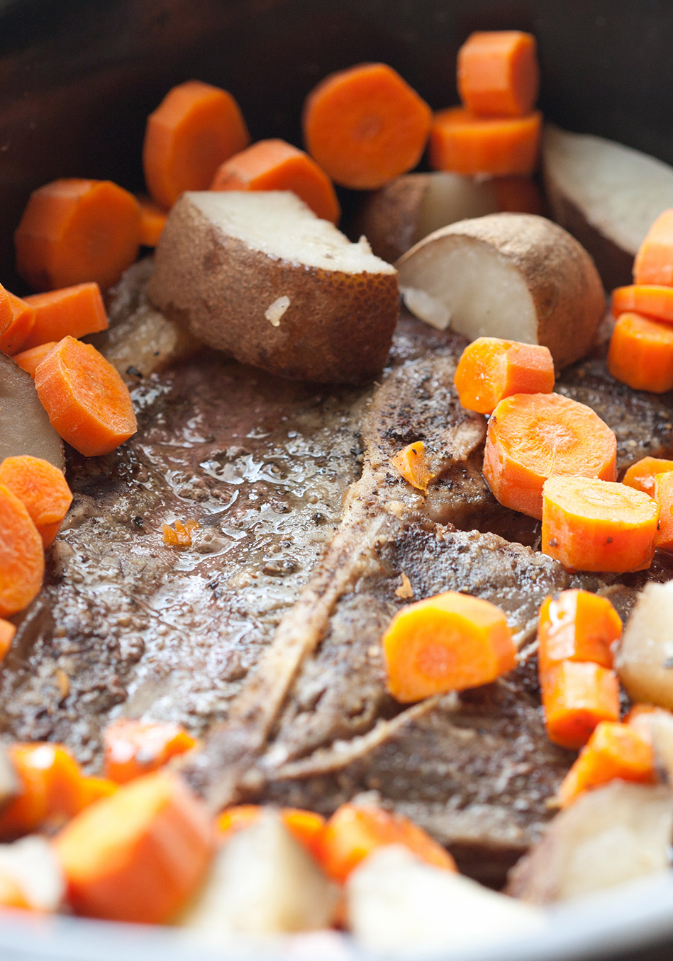 6-Ingredient Slow-Cooker Pot Roast