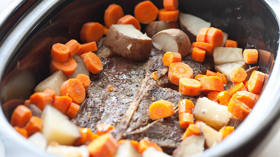 6-Ingredient Slow-Cooker Pot Roast