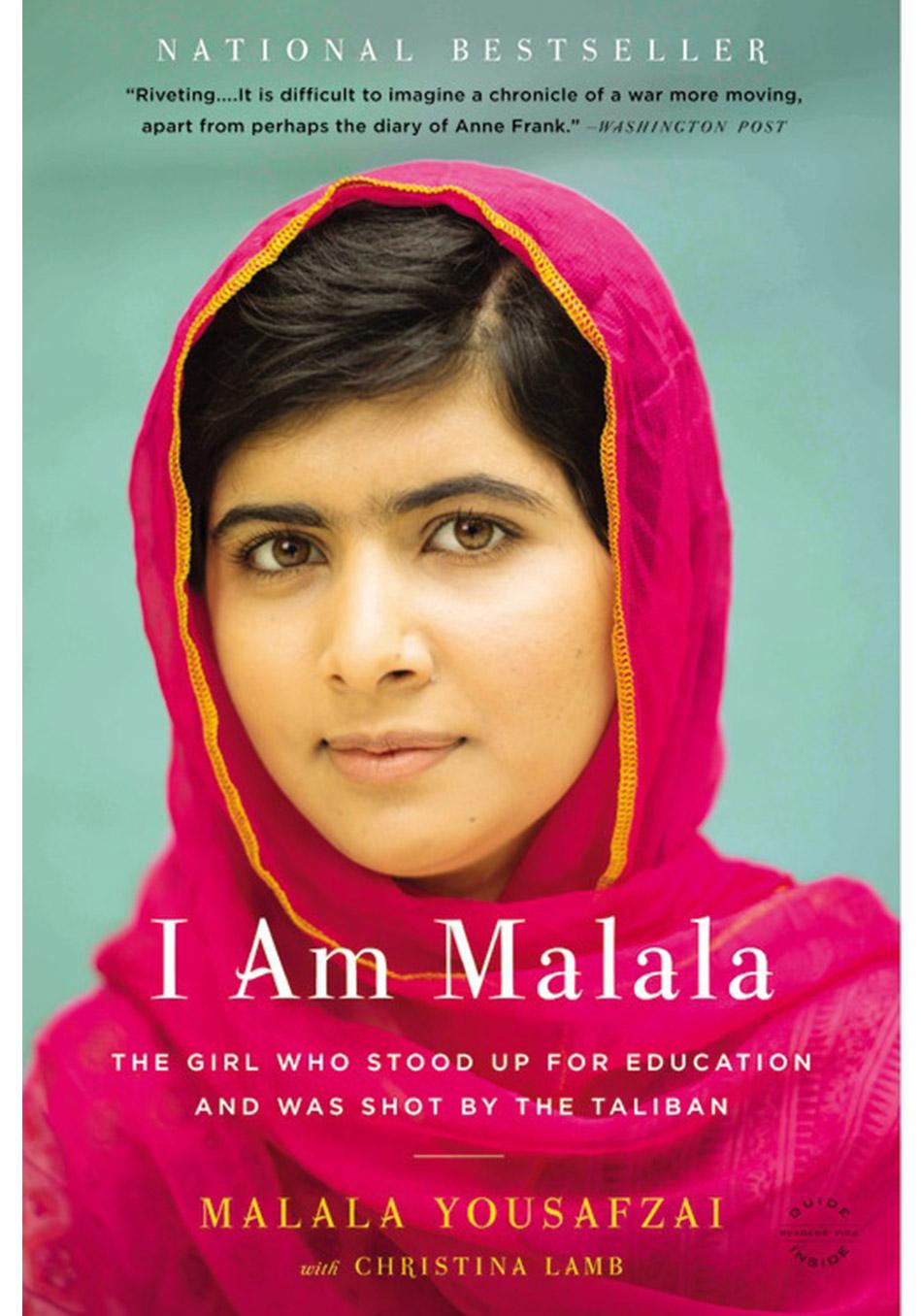 Award Winning Books I Am Malala