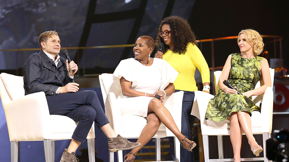 What Oprah Knows for Sure About Taking Care of Yourself