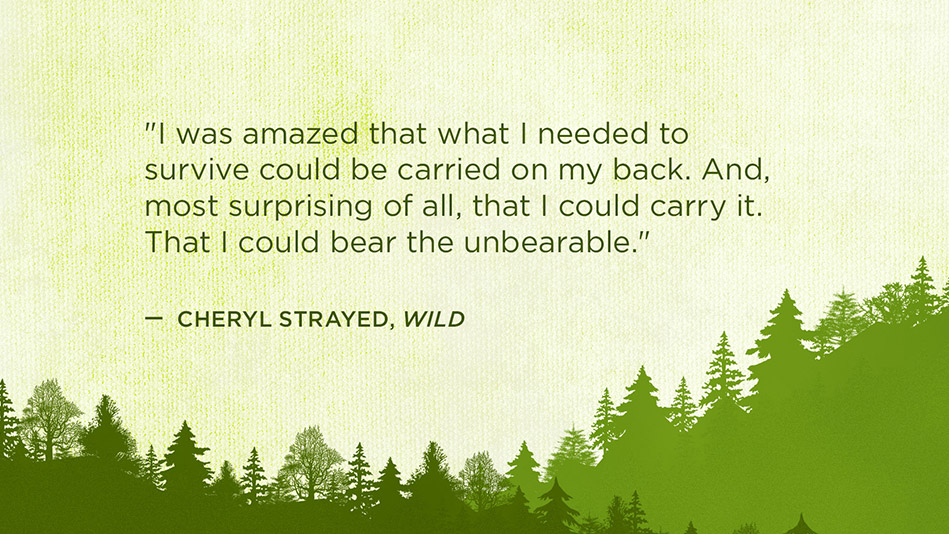 The 11 Most Inspiring Passages from <i>Wild</i>