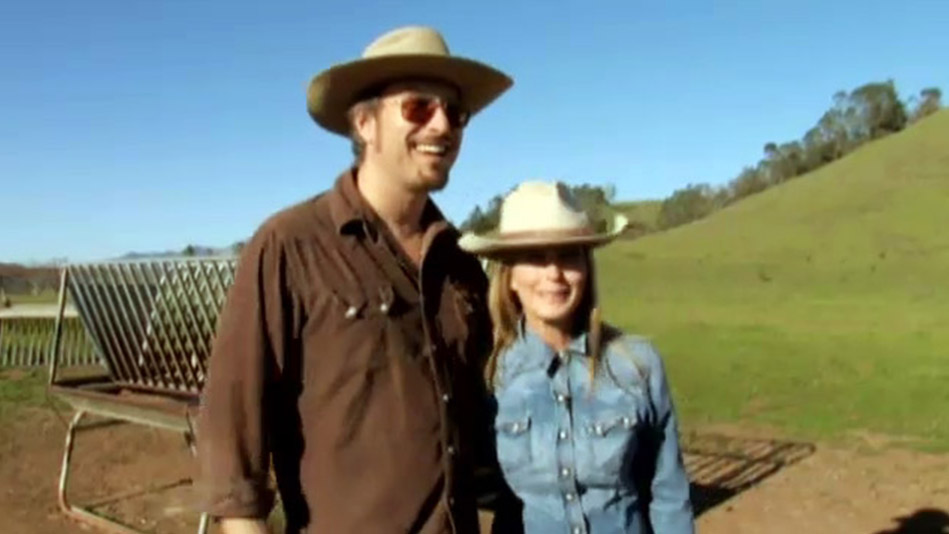 Tour Bo Derek and John Corbett's Ranch