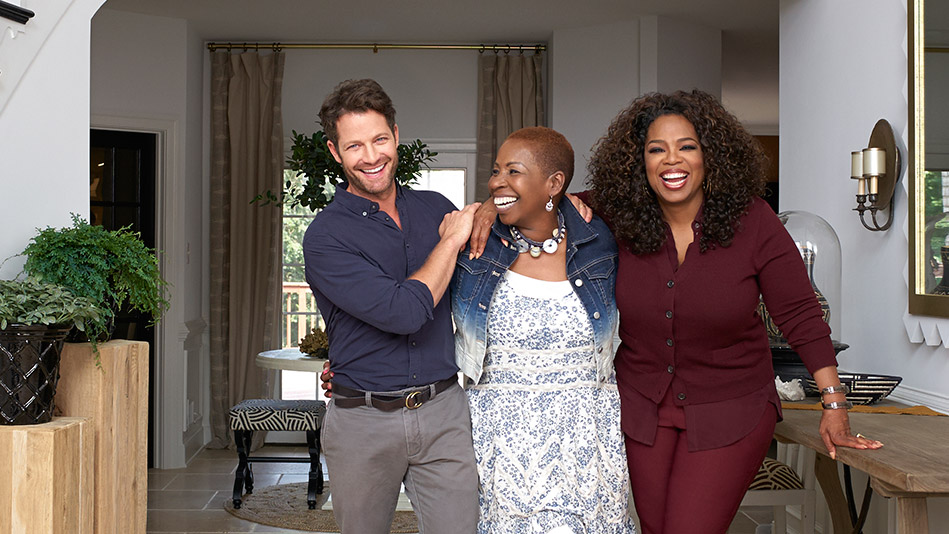 Photos of How Nate Berkus Made Over Iyanla Vanzant's Home