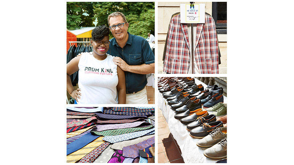 Declutter for a Cause 2014: The Bronx Suits Up!