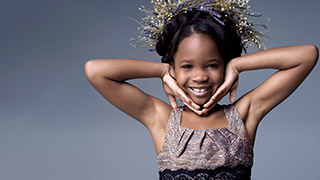 How Quvenzhané Wallis Lives Her Best Life
