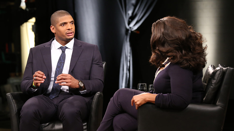 Michael Sam on Being Bullied By His Brothers - Video