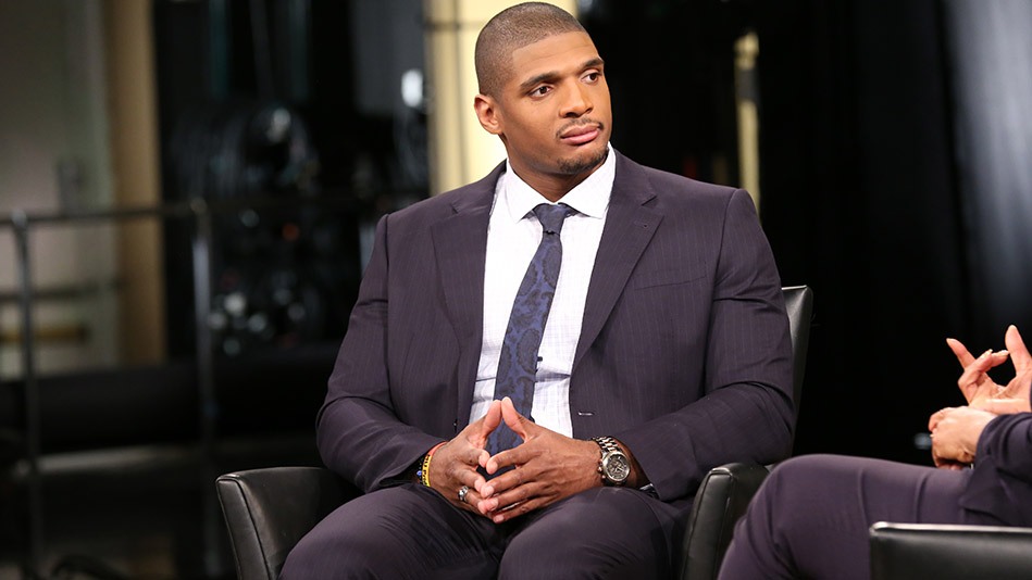 Michael Sam on Gay Players in the NFL - Video