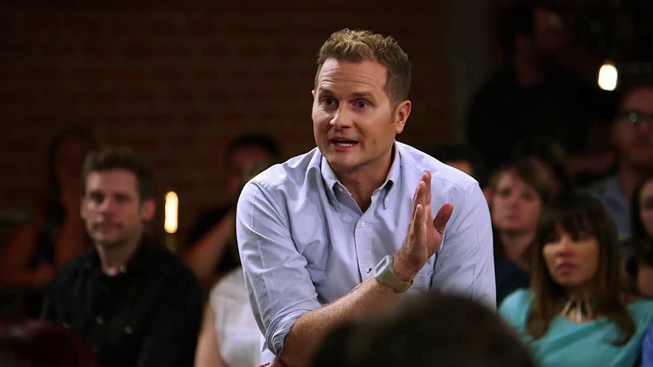 Rob Bell's Tip To Keep Your Sanity At Your Next Family Gathering