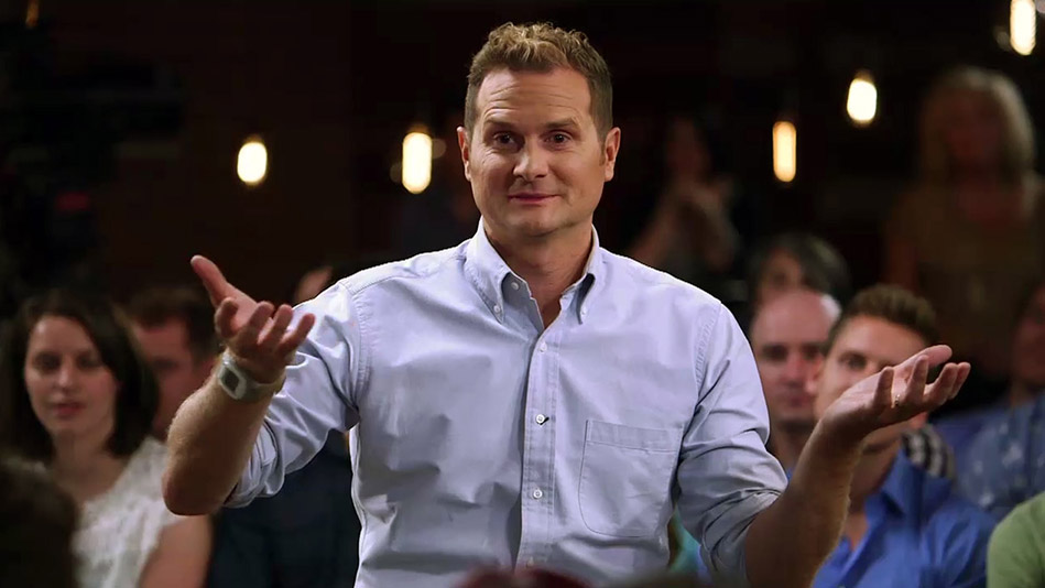 Rob Bell on How to Start Healing After Betrayal - Video