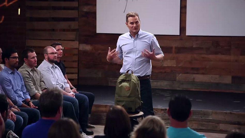 What's Inside the Backpack We All Carry - Video
