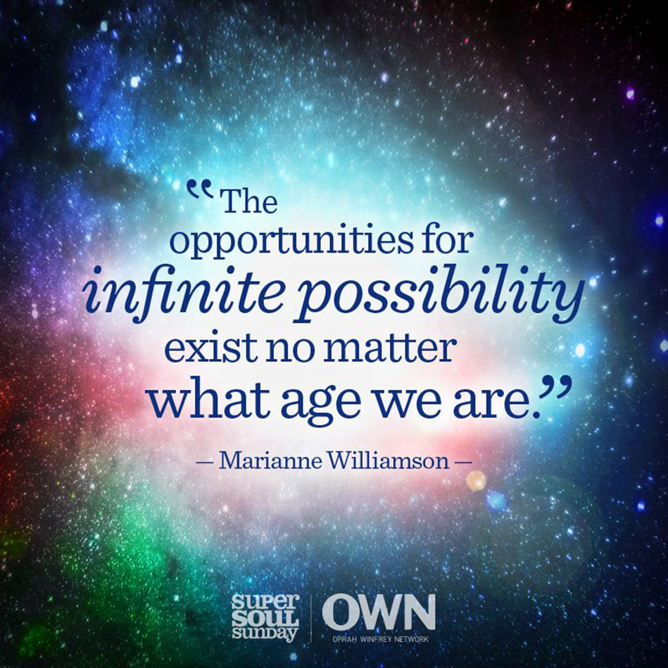 Marianne Williamson Love Quotes Marianne Williamson Quote On Infinite Possibility