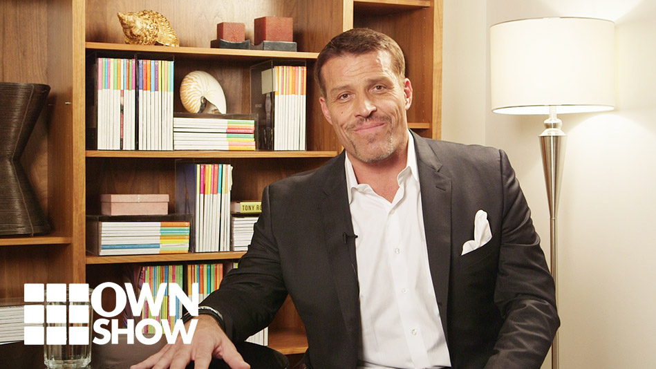 Tony Robbins On How To Trick Yourself Into Growing Your Savings
