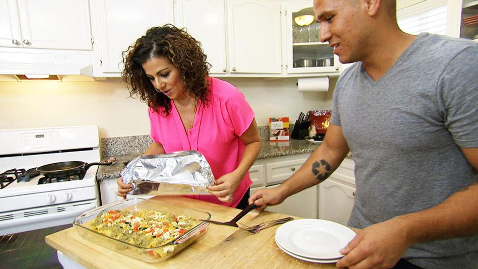 """Martita's Veggie Enchiladas: """"Season as You Go"""""""
