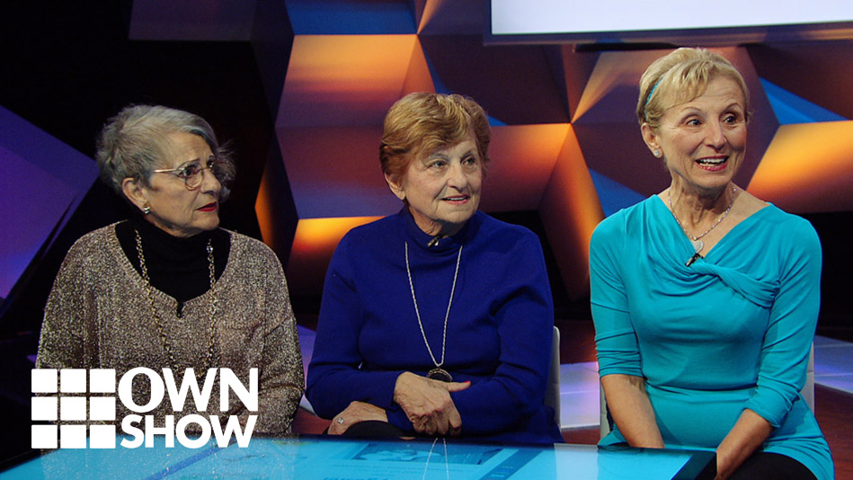 <i>Golden Sisters</i> Create Hashtags for #OWNSHOW