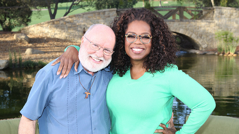 Oprah and Author Richard Rohr: The Search for Our True Self